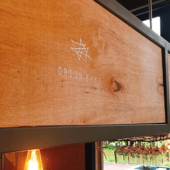 オリオン ベイクの看板イメージ